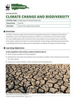 Climate Change and Biodiversity Brochure