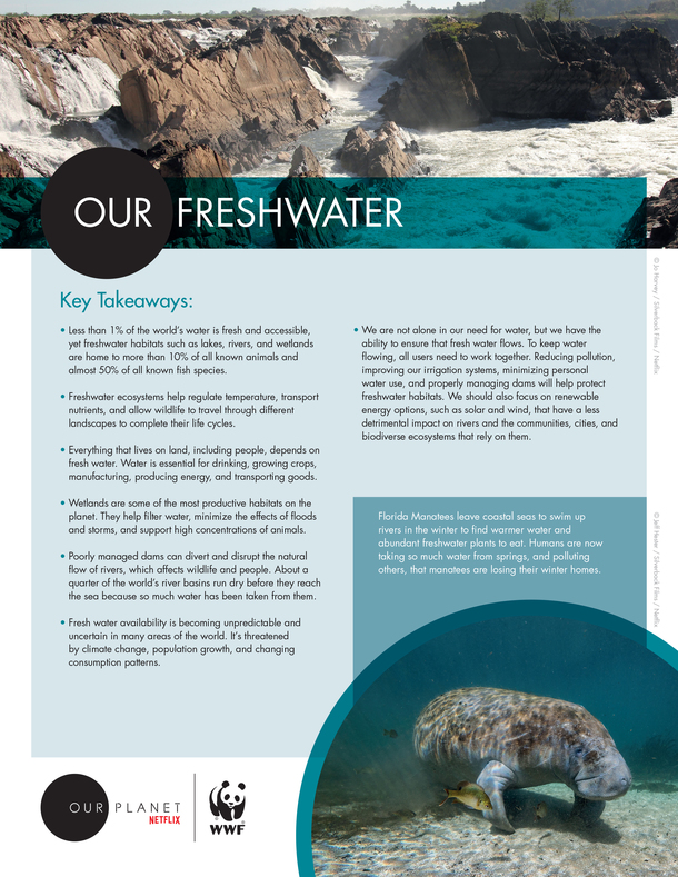 Our Fresh Water Brochure