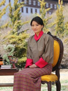 Her Majesty Queen Jetsun Pema Wangchuck