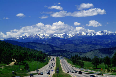 Highway 70, Denver