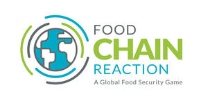 Foodchainreaction logo