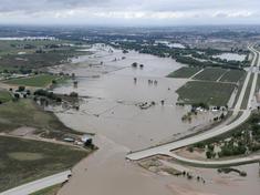 Flood in Colorado
