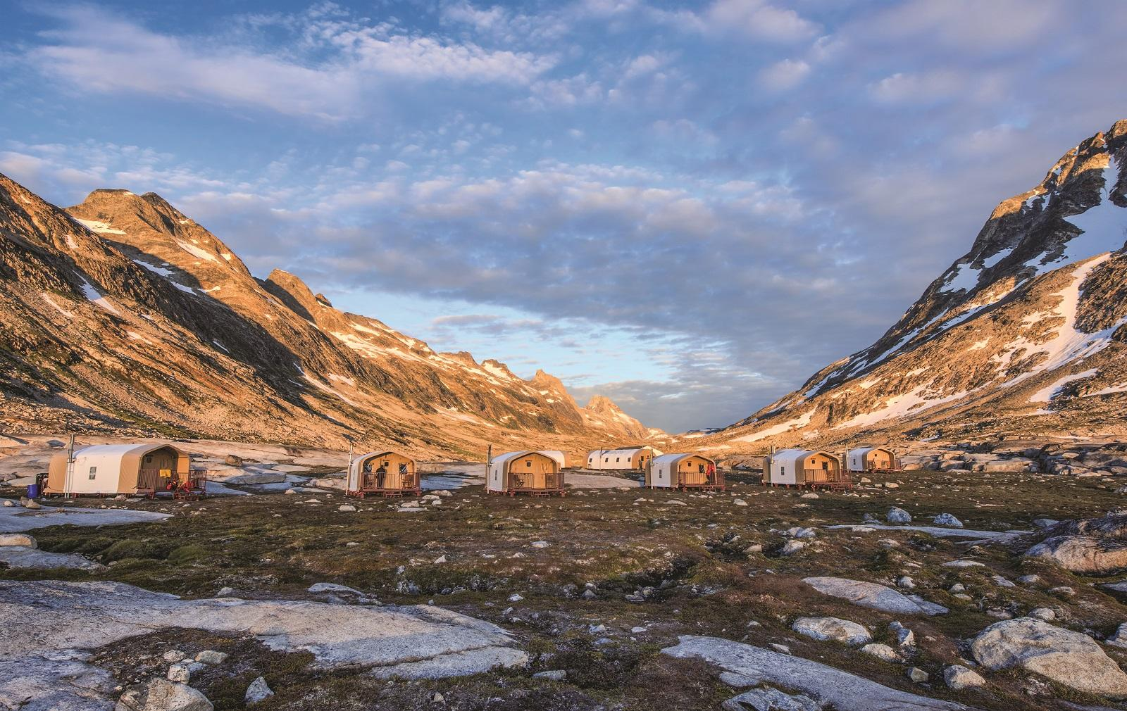 Natural Habitat Base Camp Greenland