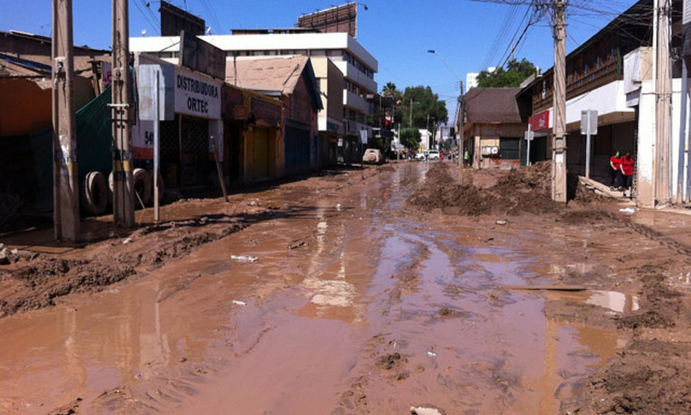 Photo 5  chile floods