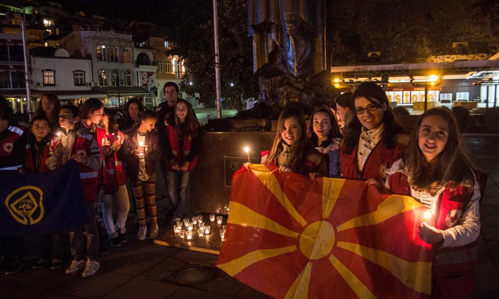 Generation Next Macedonia Earth Hour