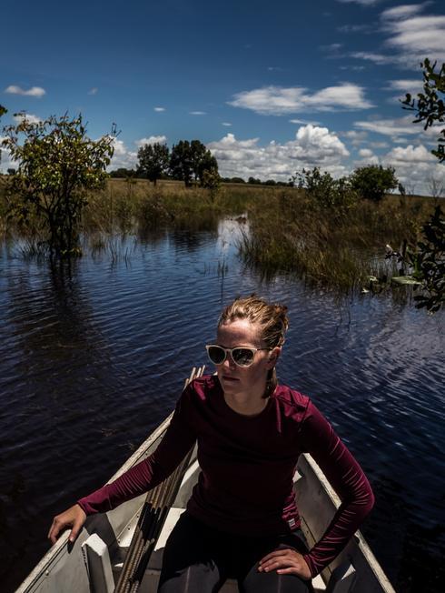 Orinoco River WWF Sarah Freeman