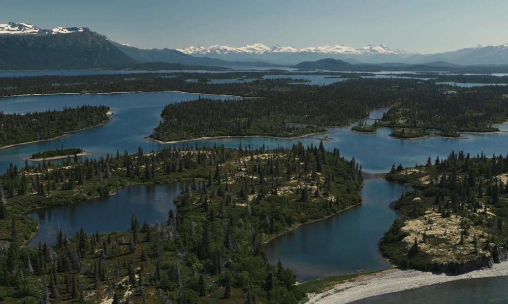 Lake iliamna