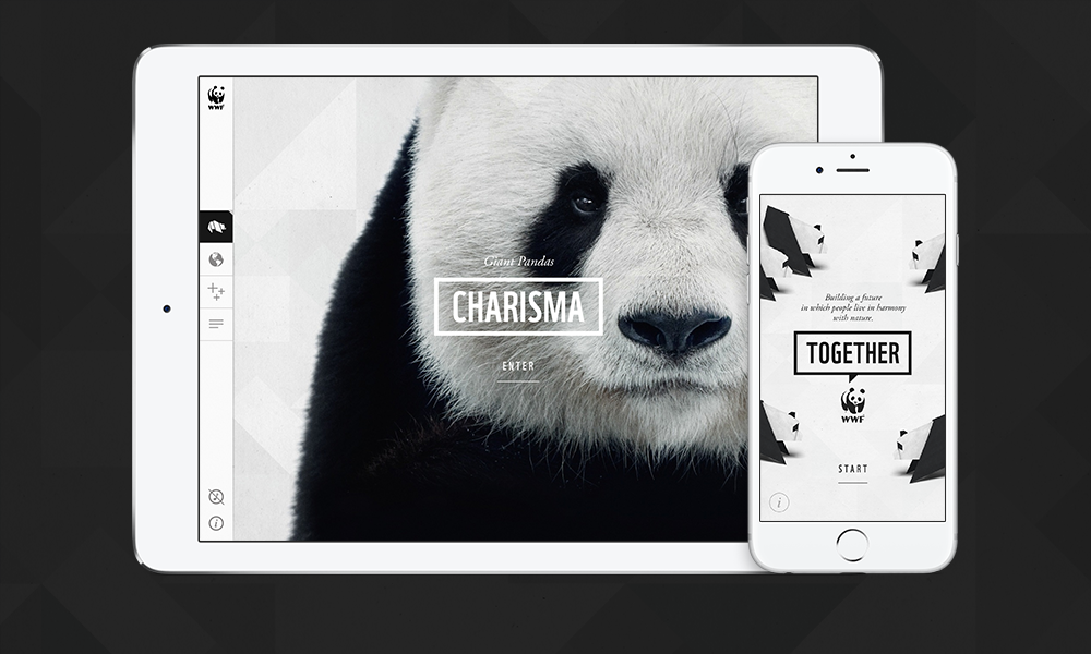 The world's most amazing animals are now on your iPhone | Pages | WWF