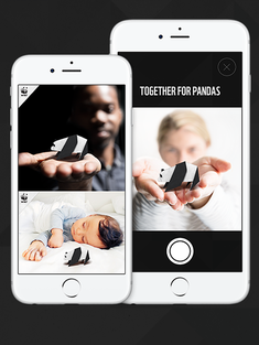 WWF Together App Share Gallery Screenshot