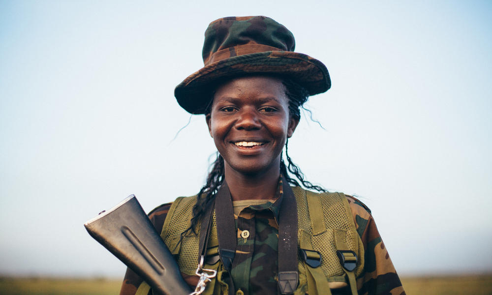 Ranger Doreen Adongo