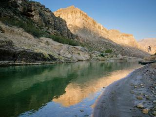 the Rio Grande River