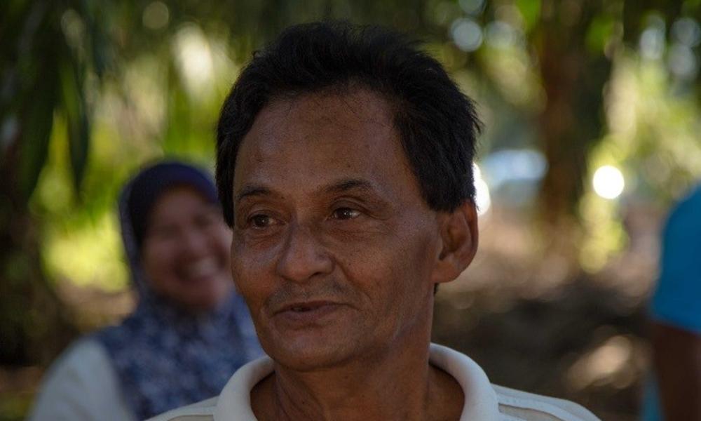 Palm oil smallholder