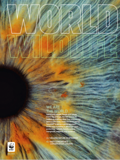 World Wildlife Magazine Fall 2016 cover