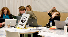 WWF at Work