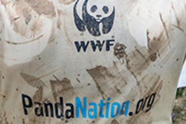 Panda Nation Tough Mudder Runner