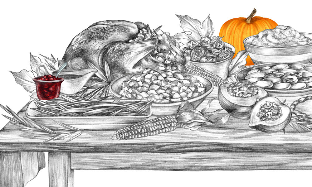 What Resources Does It Take To Produce A Thanksgiving Meal