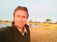 Photo of Stuart Chapman