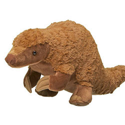 Pangolin plush z1
