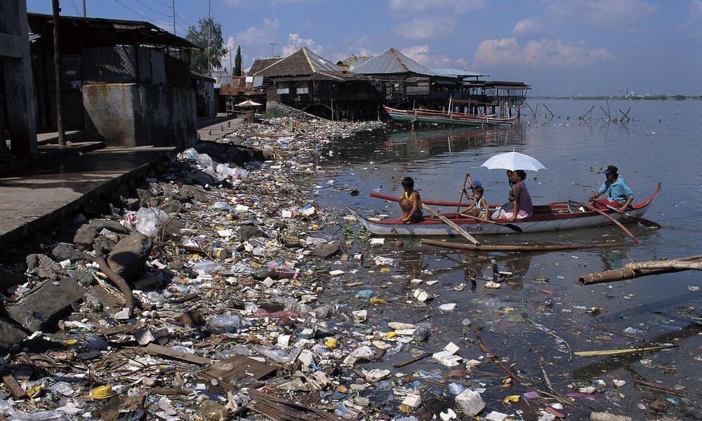 Kesan pencemaran terhadap alam sekitar