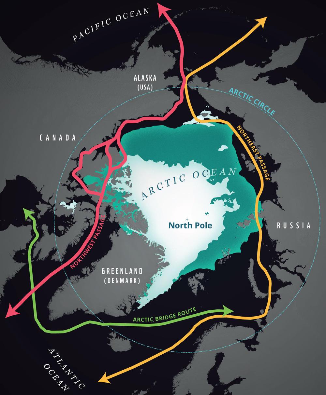 arctic sea ice graphic