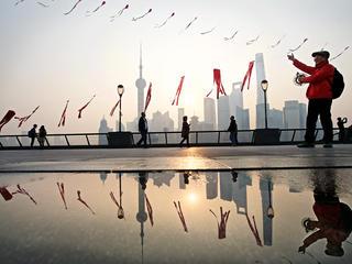 yangtze river ribbons fall2017