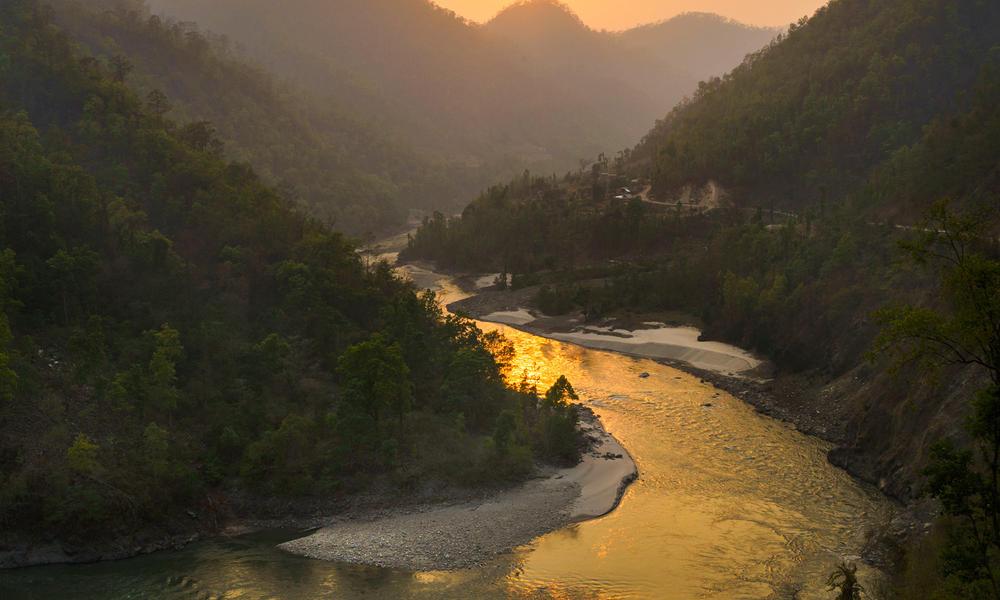 Ganges fall2017