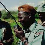 Park ranger Josiah Mwangi, Lake Nakuru National Park Kenya