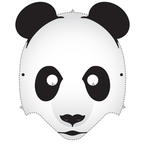 Animal Mask Activity | Pages | WWF
