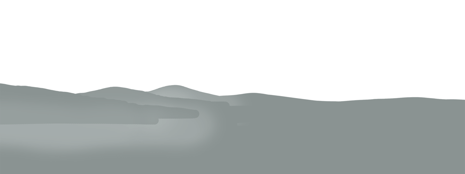 illustration of mountains in the distance