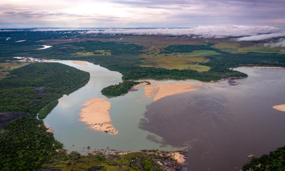 Orinoco River Orinoco River -...