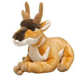 Pronghorn antelope plush z1