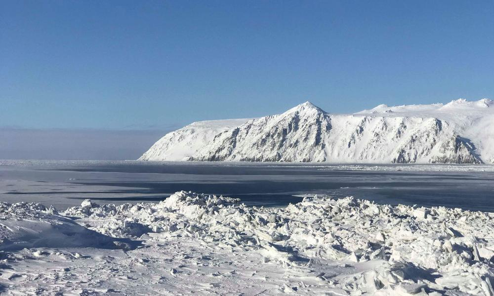 diomede island arctic