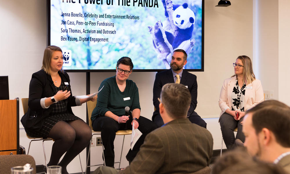 Power of the Panda with Sara Thomas, Bex Young, Jon Cass & Jenna Bonello