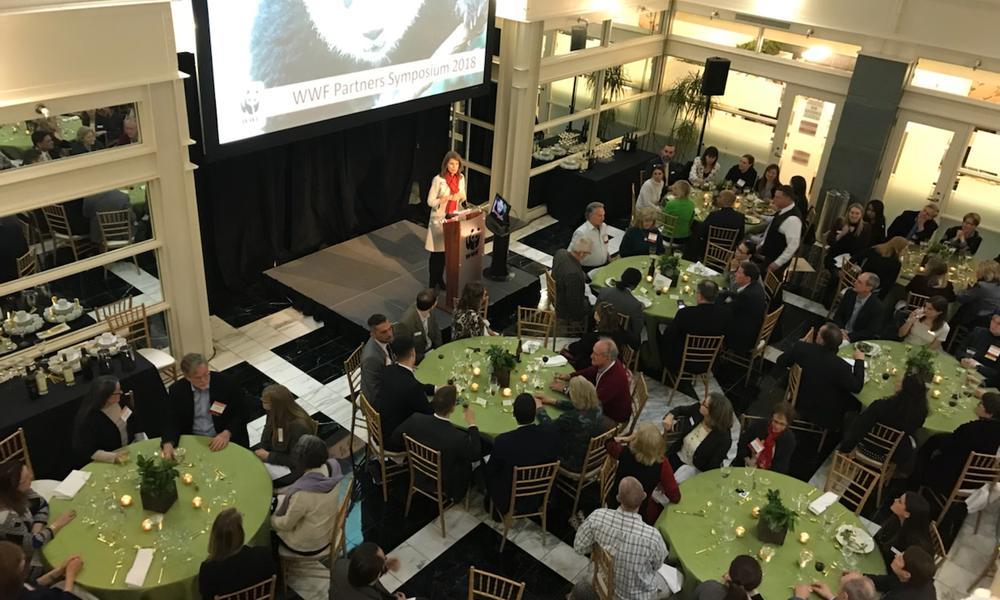 2018 Partners Symposium Dinner