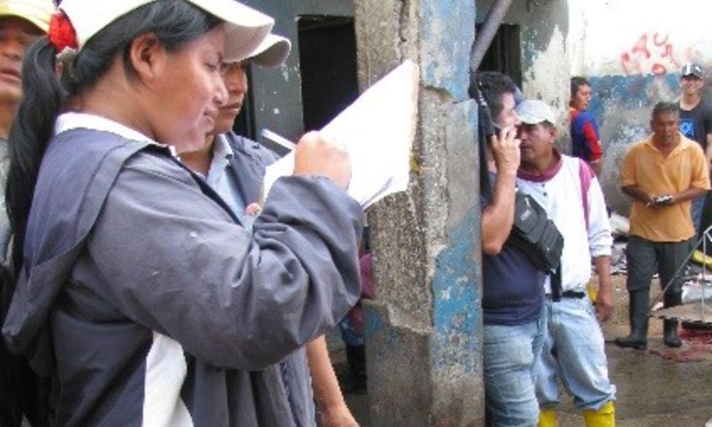Ecuador fish market data Daylin Munoz-Nunez
