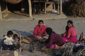 Women in Ghandruk