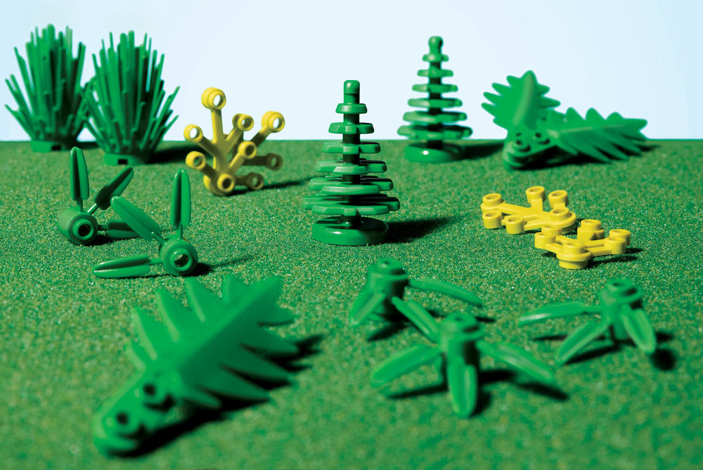 LEGO Group builds a more sustainable future | Magazine