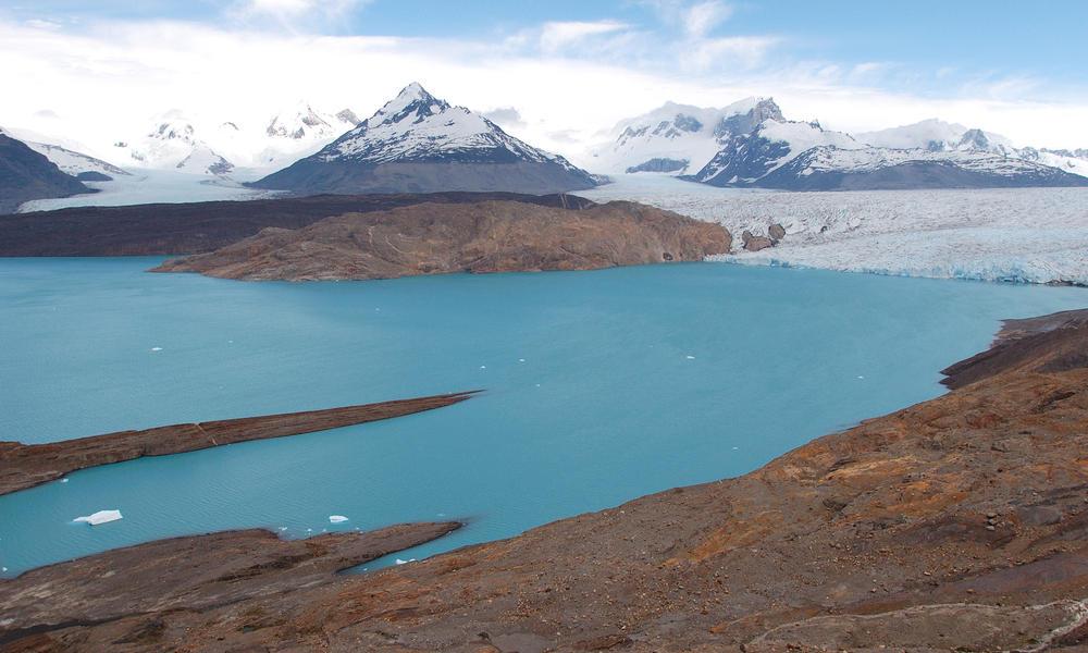 Upsala Glacier Los Glaciares National Park Michael Gunther WW191877