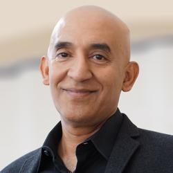 Banny Banerjee is director of Stanford ChangeLabs
