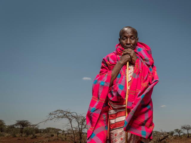 Portrait of Nolkidotu Nkuito