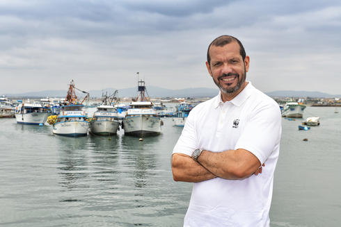 Pablo Guerrero, fisheries director for WWF-Ecuador