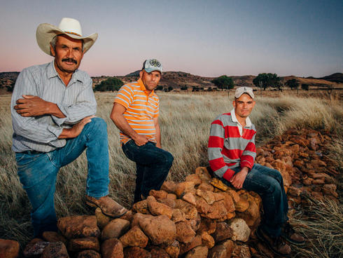 Ejido Farmers