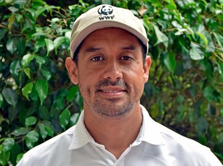 Portrait of WWF expert, Kjeld Nielsen