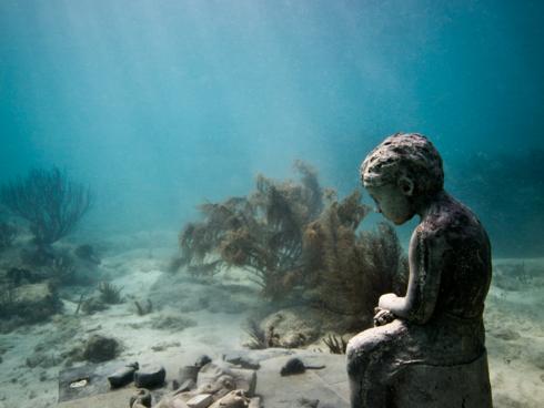 Inheritance.Punta Nizuc, Mexico, 2011.