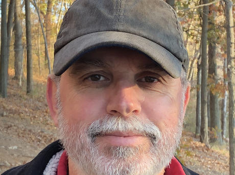 Portrait of WWF expert, Allard Blom