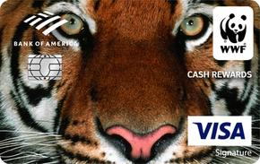 Bank of America Tiger Card