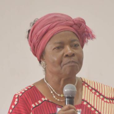 headshot of Professor Ruth Khasaya Oniang'o