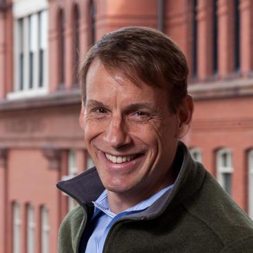 headshot of Dr. Samuel Myers