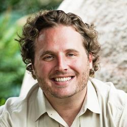 headshot of Caleb Harper