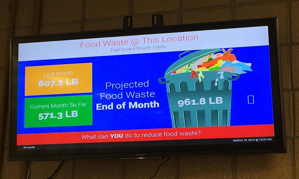LeanPath Spark Boulder Food Waste Measurement Screenshot